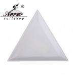 recipient triunghi